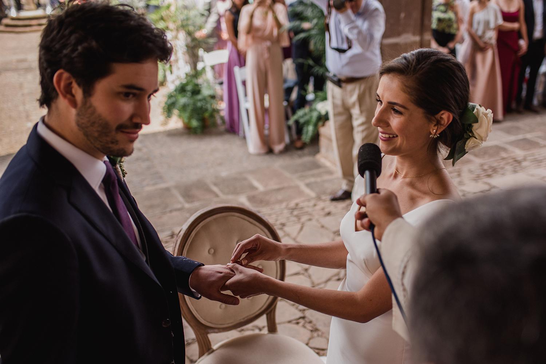 boda en patzcuaro
