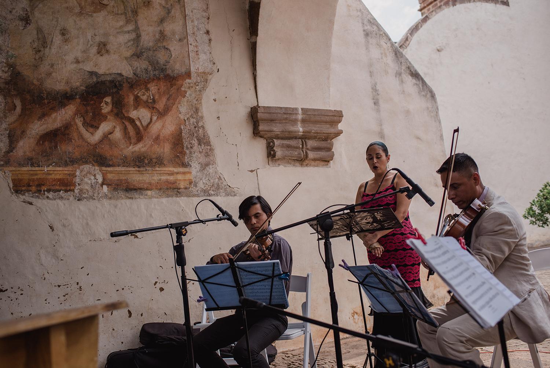 musica de boda hacienda ucazanaztacua