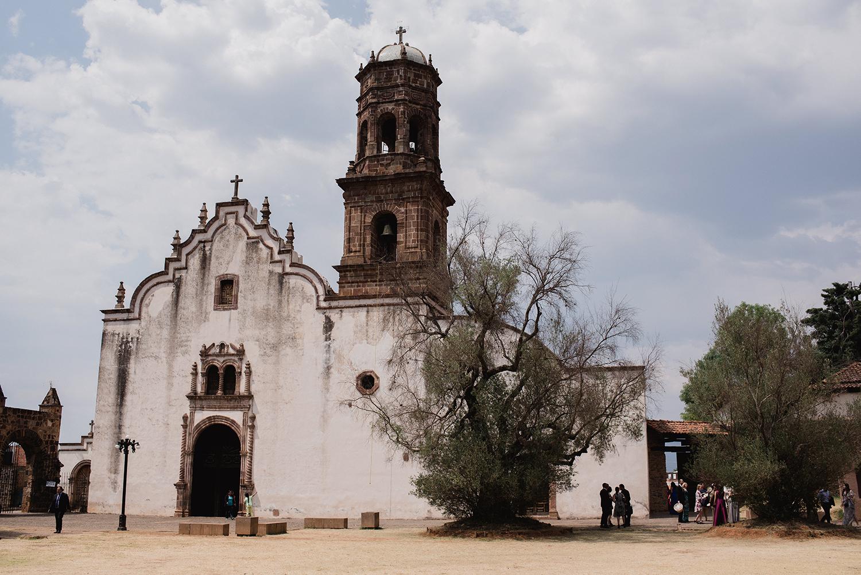 boda en patzcuaro michoacan