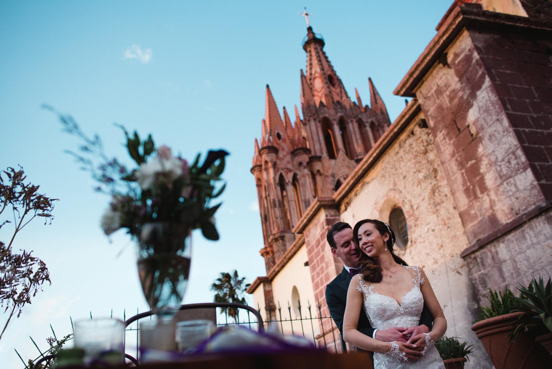 boda terraza trinitate