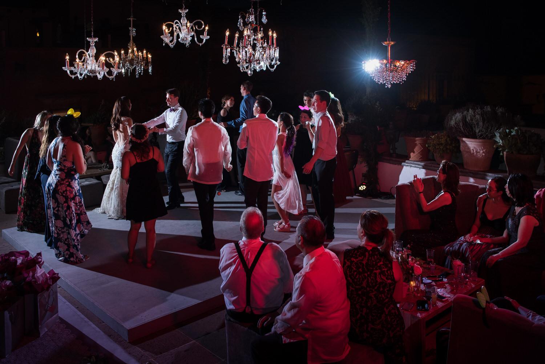 wedding terraza trinitate