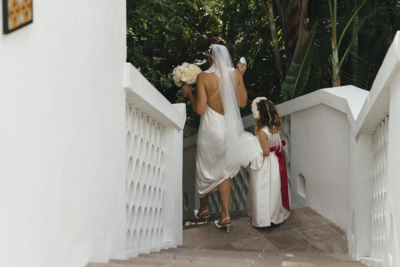 bride cabo wedding