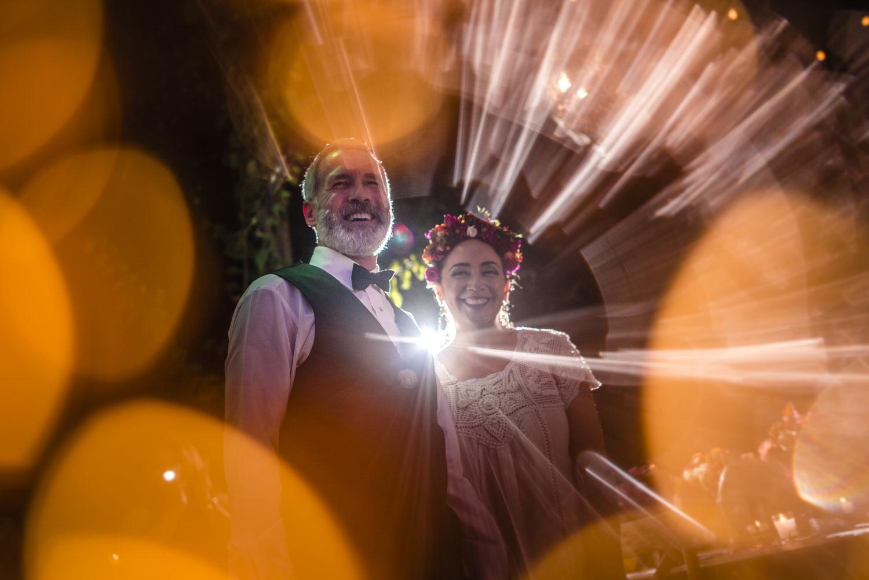 bride and groom san miguel