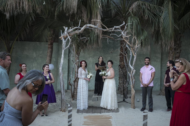 los cabos same sex wedding