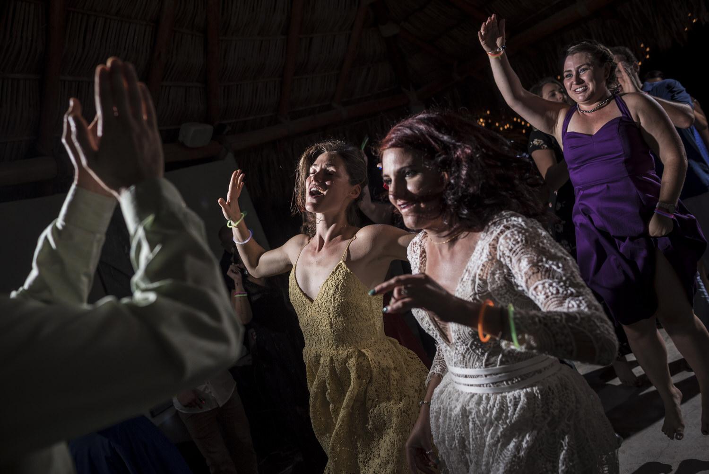 wedding party los cabos