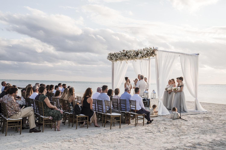 wedding ceremony cancun