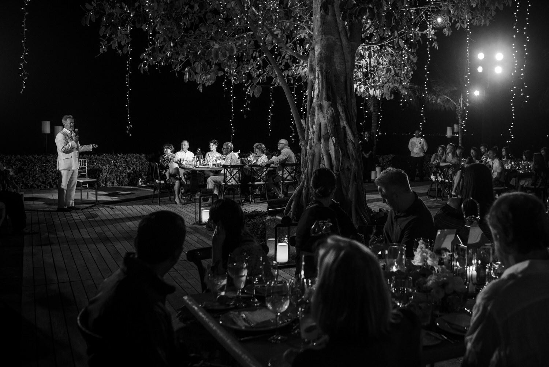 wedding reception at nizuc