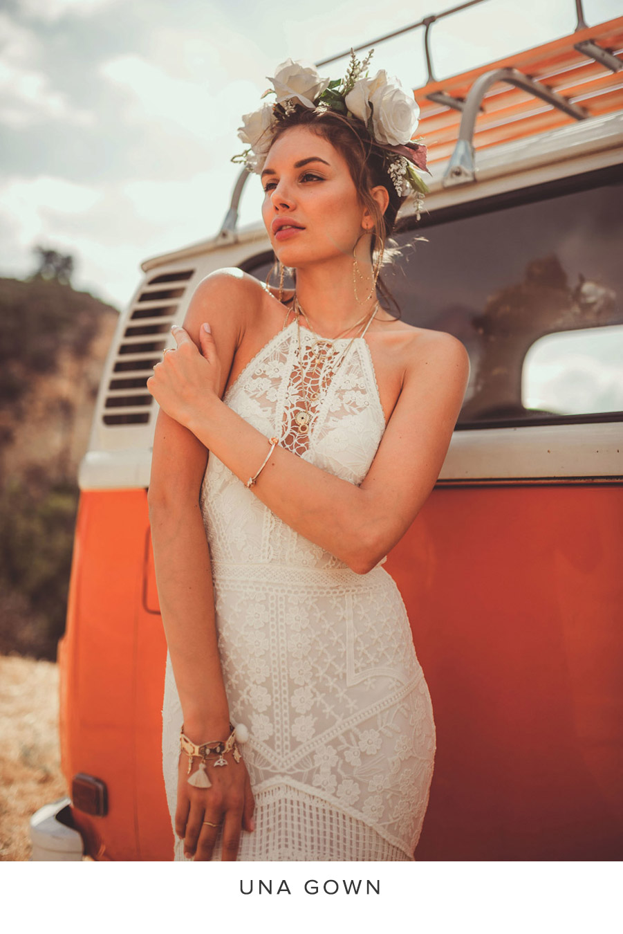 Una Gown