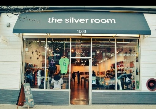 thesilverroom.com