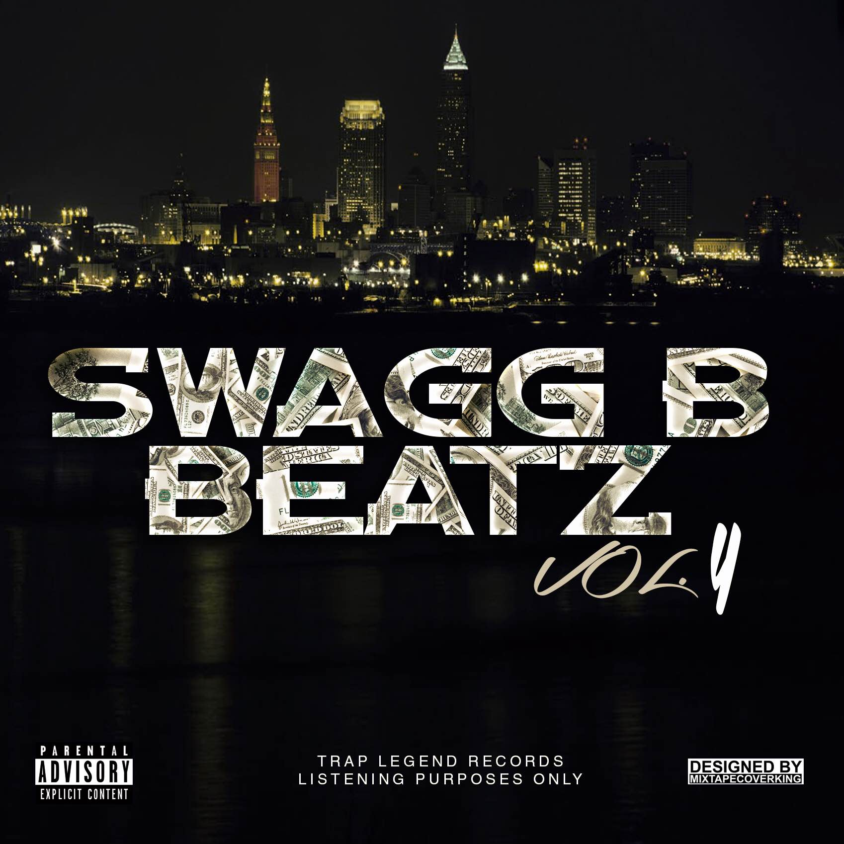 Swagg B Beatz Vol. 4