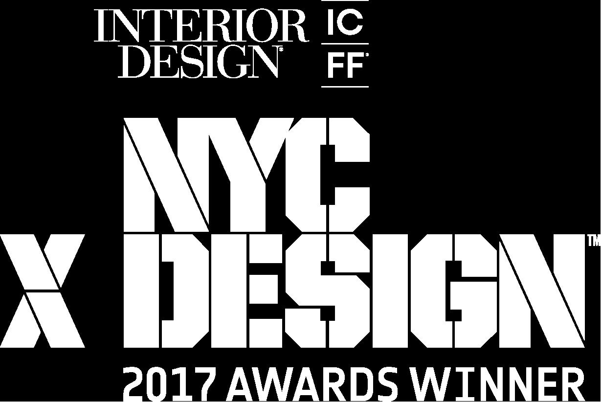 NYCxDesign Award Winner 2017