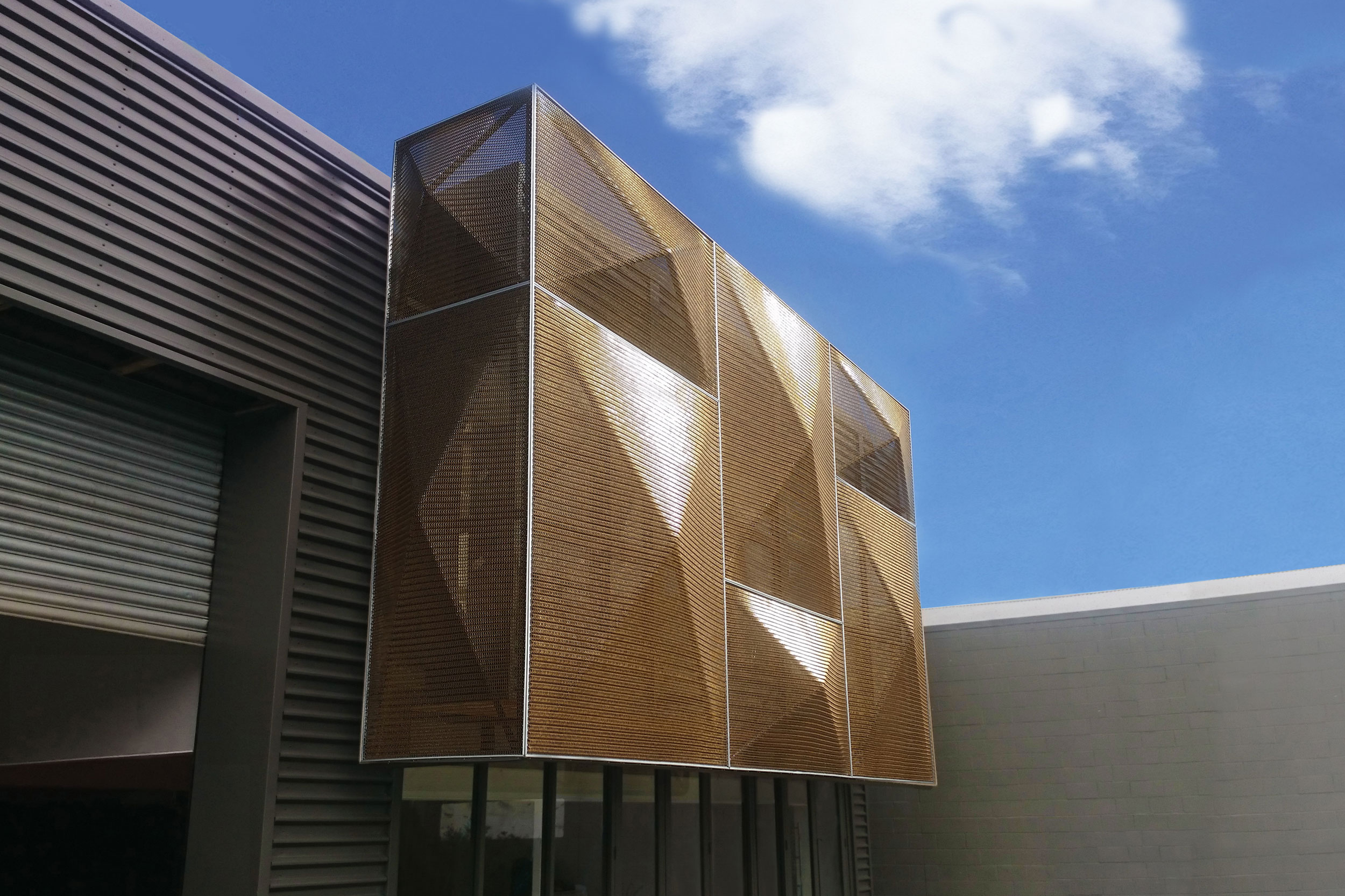 Strength and Sun Resistance for Retail Store  Wellington, New Zealand    View Project →