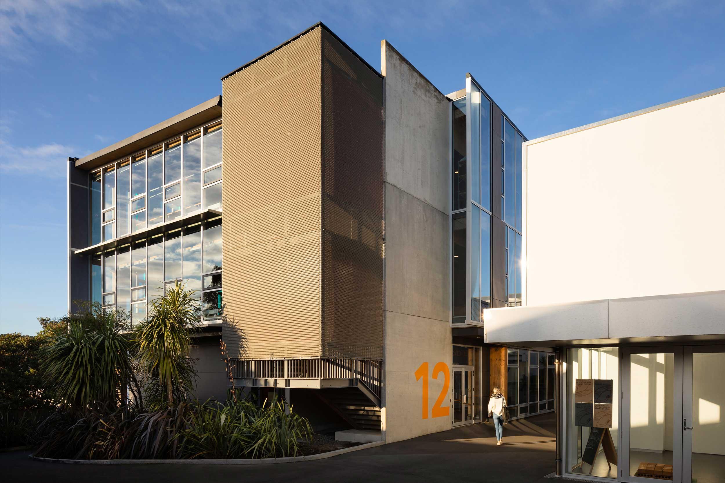 College of Creative Arts, Te Ara Hihiko at Massey University  Wellington, New Zealand    View Project →