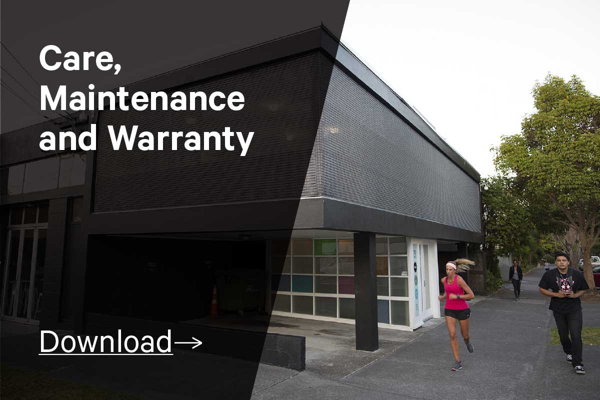Care, maintenance and warranty