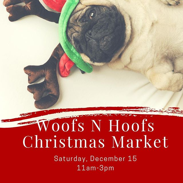 Come share the Holiday Spirit with us a Woofs N Hoofs in Littleton, Colorado! Santa and his dogs will make a visit at 10:30am! Food truck arrives at 11:00am.🎄🎁 ... #happyholidays #petstagram #merrychristmas #dogsofinstagram #catsofinstagram #horsesofinstagram #colorado #ruffwear #cat #dogs #people