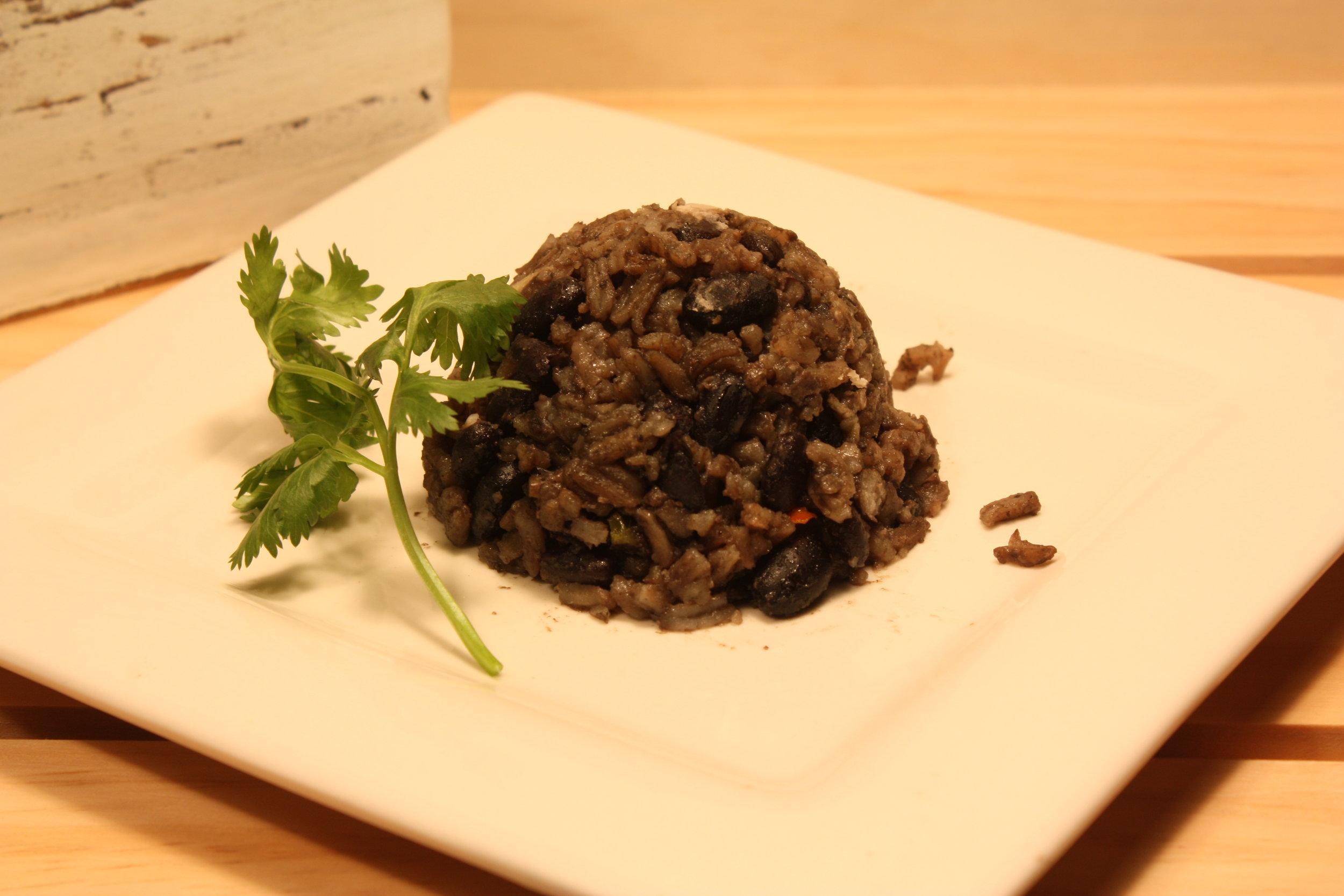 VEGANATION Caribbean Rice & Peas