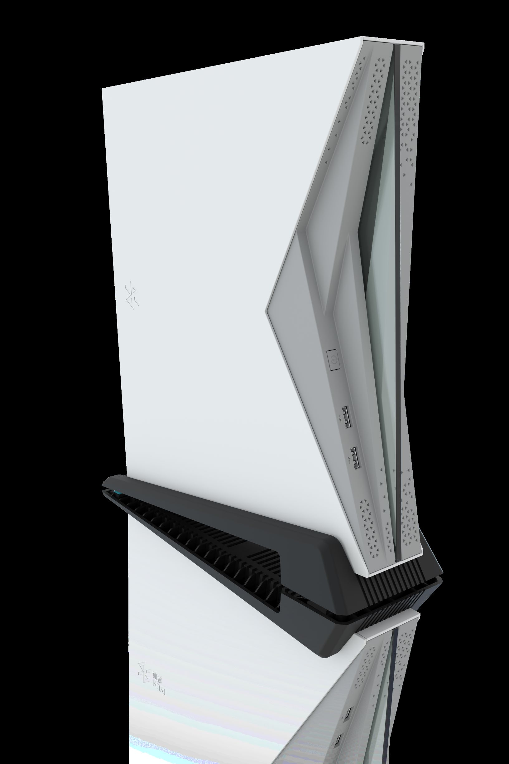 The console - The Zhongshan Subor console shown at ChinaJoy