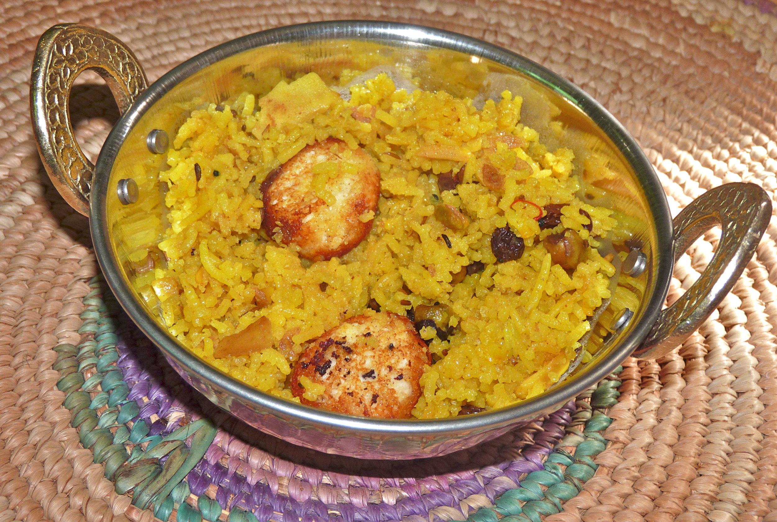 Ayurvedic Recipes_Royal Rice