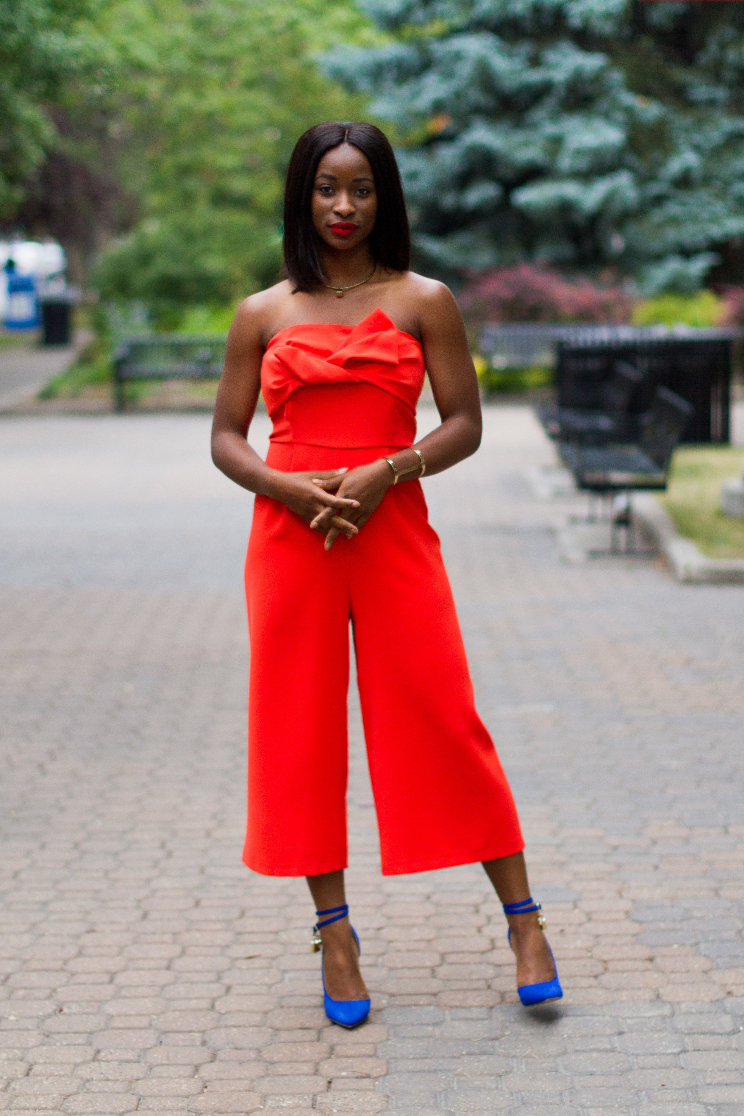 KMU Tales - Jumpsuit From TOPSHOP