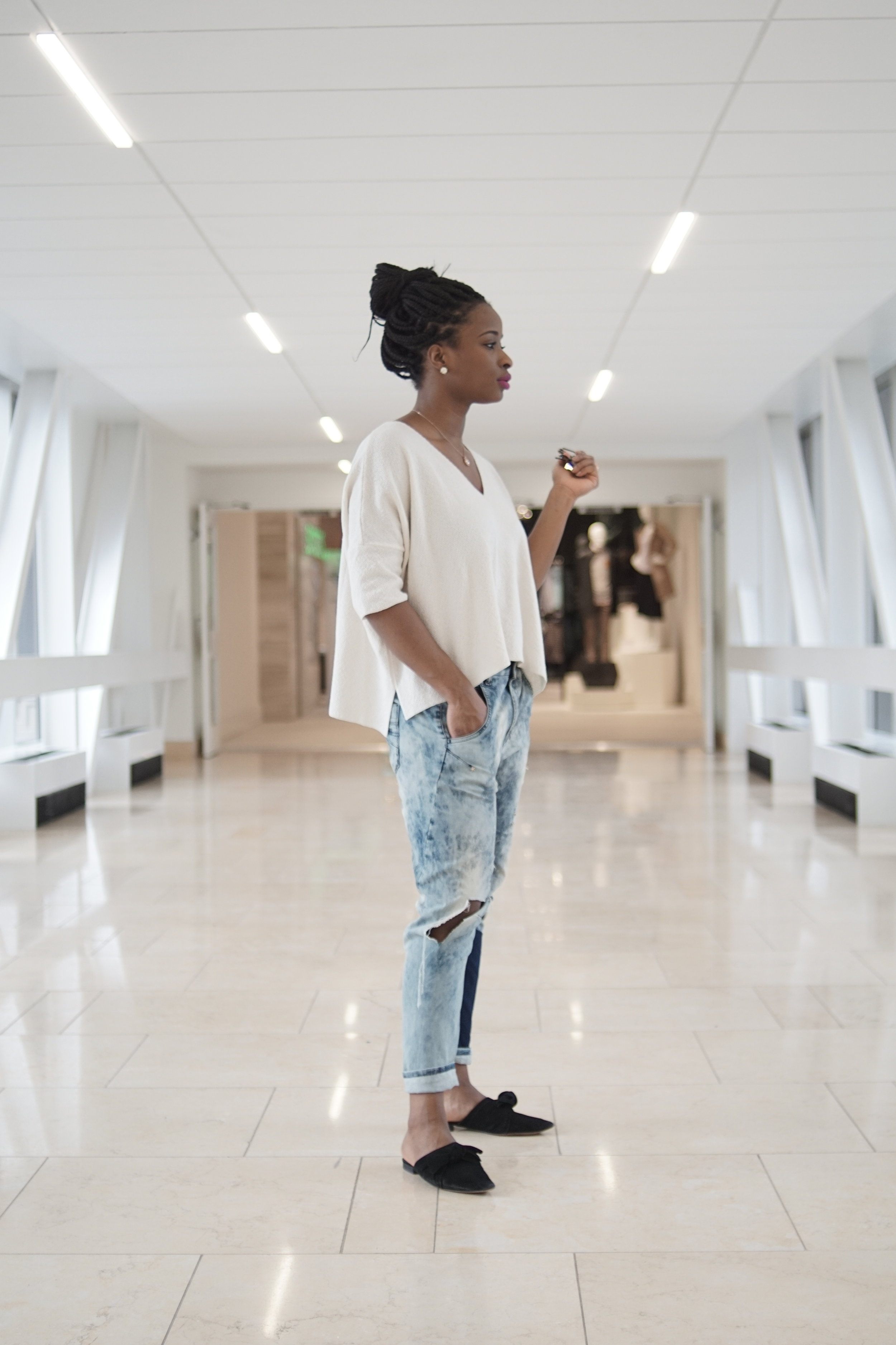 How To Style Your Favourite Boyfriend Jeans -