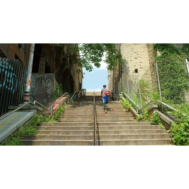 Stairway to Harlem⠀ _______________________________________________________⠀ #stairs #ig_great_pics #symmetry #davinciresolve #travelstagram #stayandwander #passionpassport #livefolk #globe_visuals #lifeofadventure #adventureanywhere #getoutstayout #lensbible #adventureculture #travelgram #wanderlust #nycgo #tourtheplanet #iloveny #lonelyplanet #optoutside #getoutstayout #discoverearth #wanderlusting #getoutside #seeyourcity #artofvisuals #vczomood #postcardsfromtheworld #placetovisit⠀