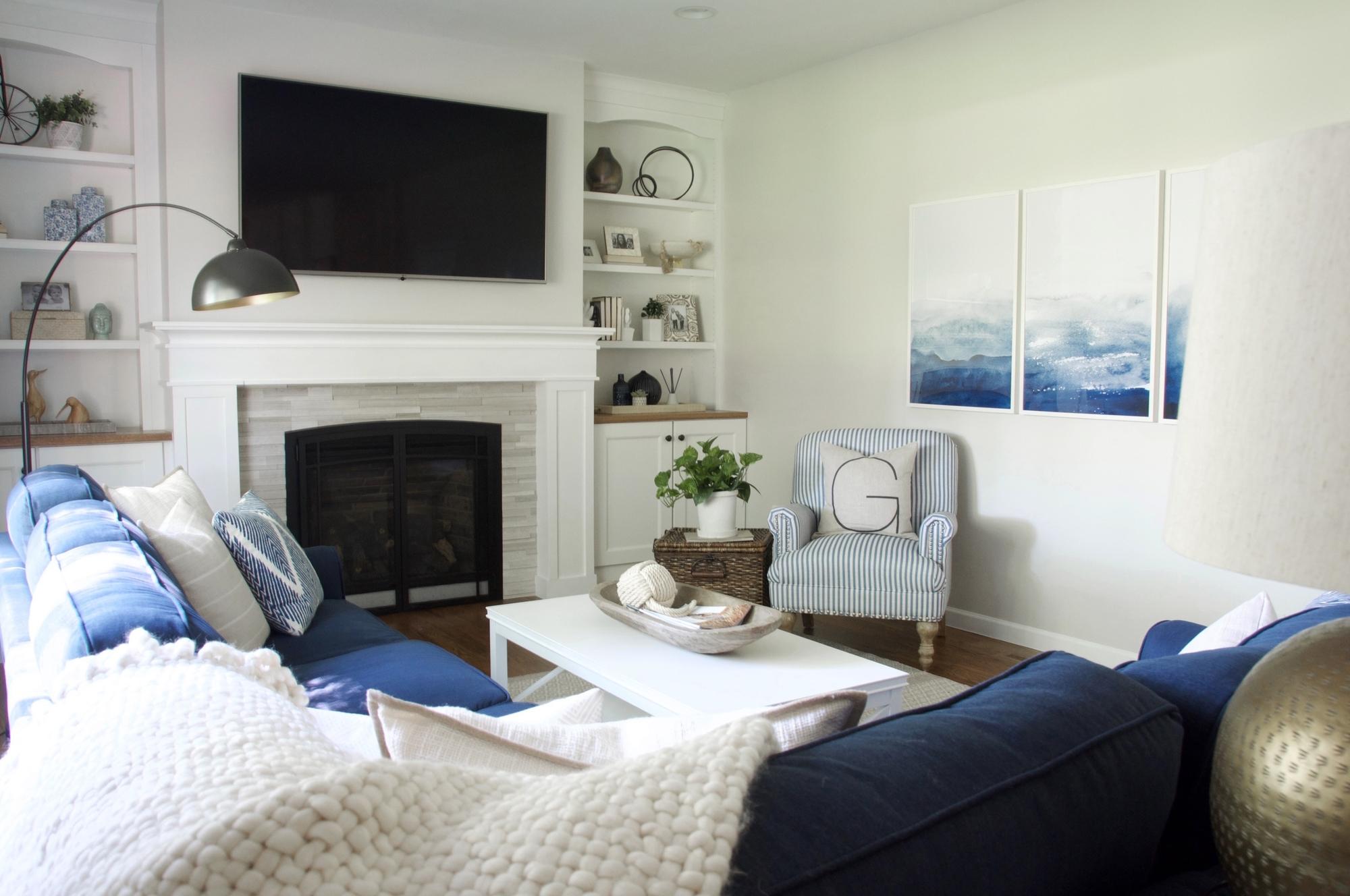 Georgelos Living Room