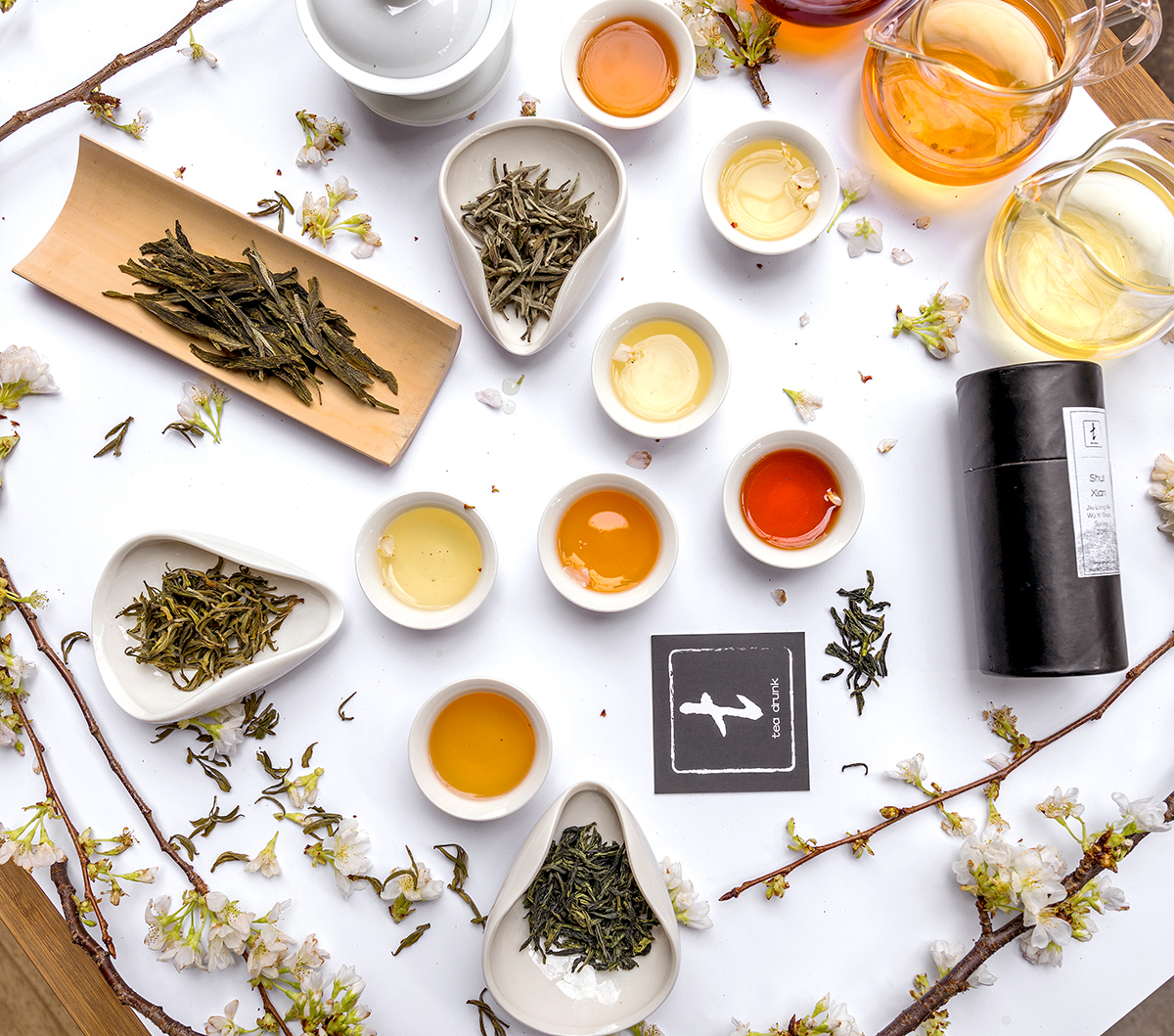 GIFT CARD - give the gift of tea...1. Select the amount you wish to gift2. Include a message for the recipient*We will send a physical Tea Drunk gift card that can be swiped as a credit card at our East Village location.  It can not be used online.