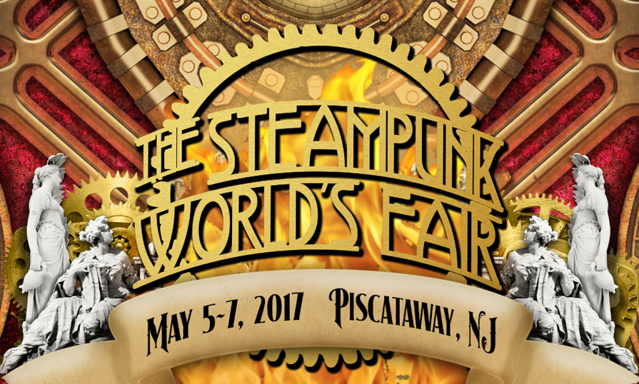 The first Steampunk World's Fair was held in 2010, there were about 3,000 people in attendance.