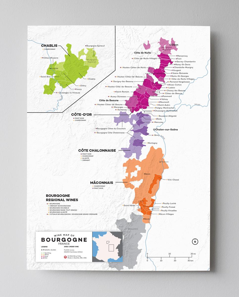 Wine Folly Wine Maps ->