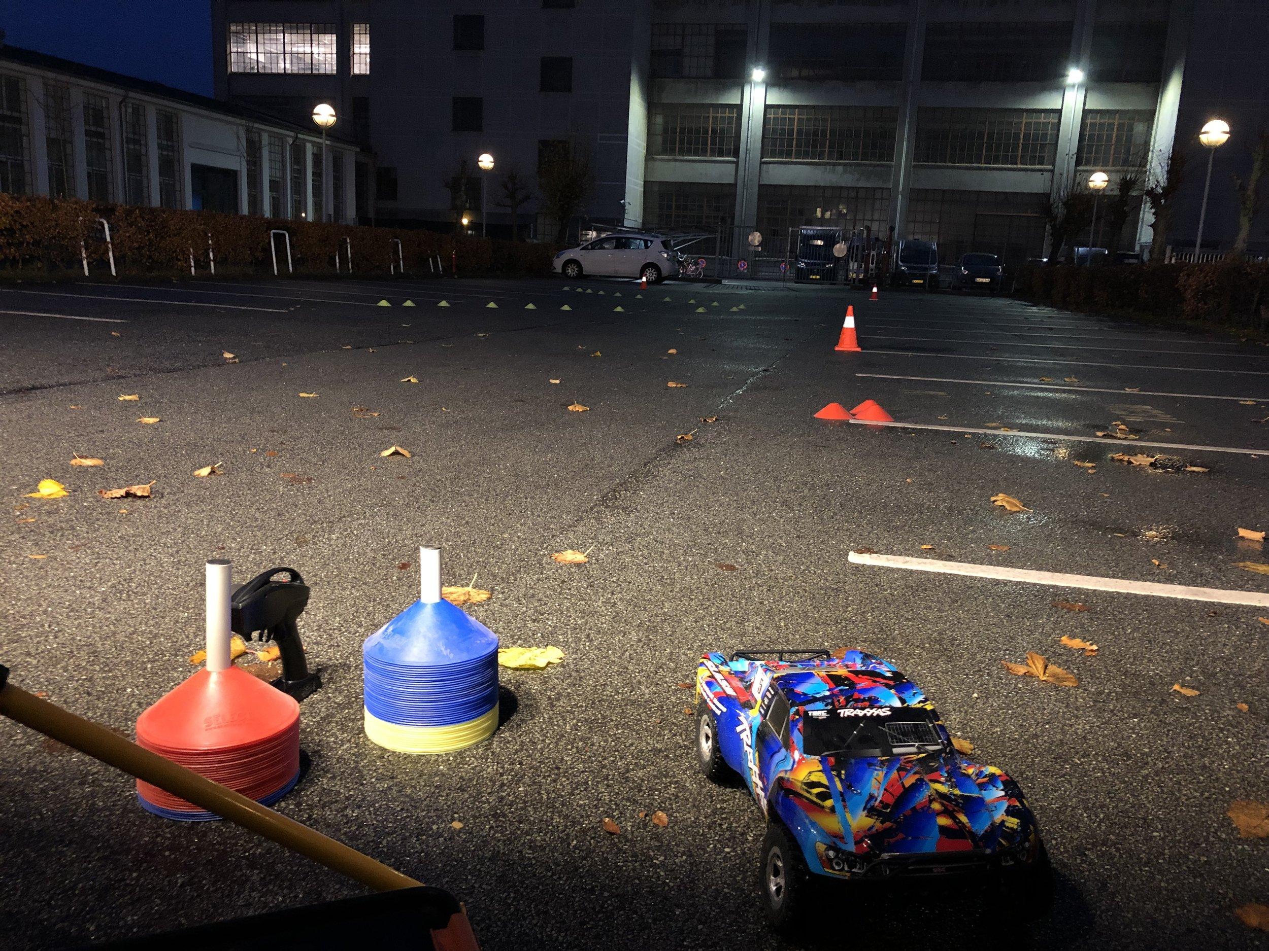 Complete Event - Fjernstyret Racerbil