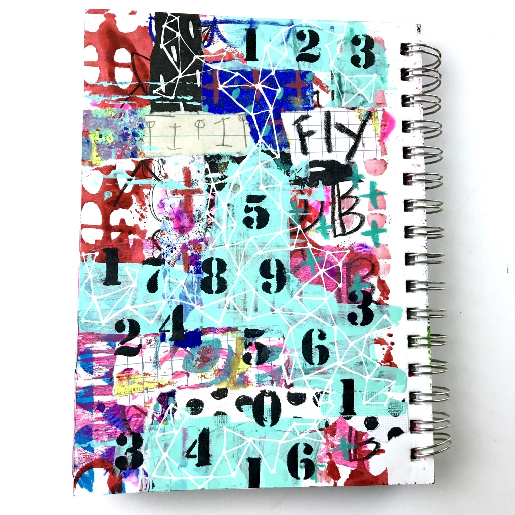 Abstract Journal Bliss