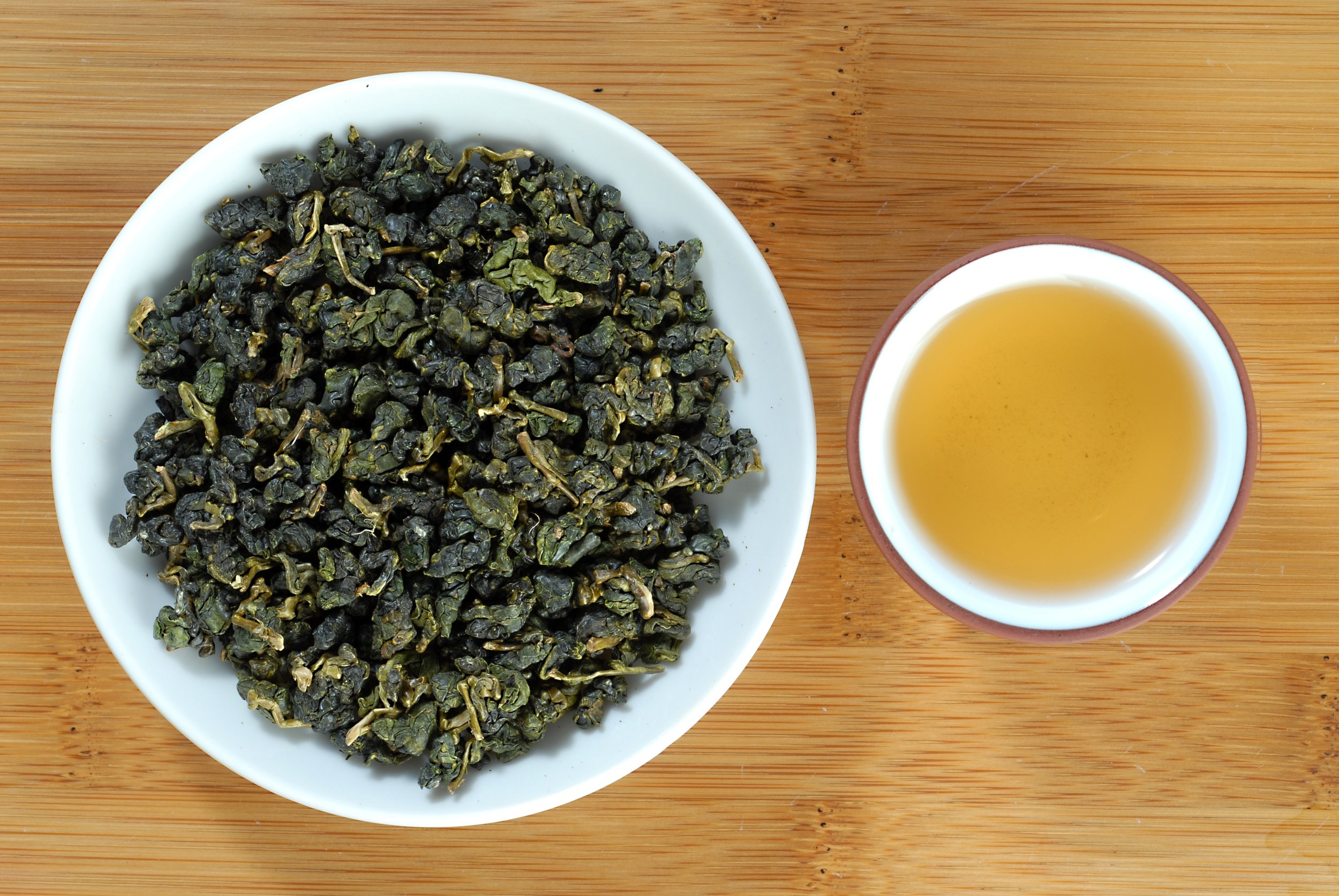 有記名茶奇種烏龍-高山茶 Chi Chong Oolong-High Mountain Oolong Tea