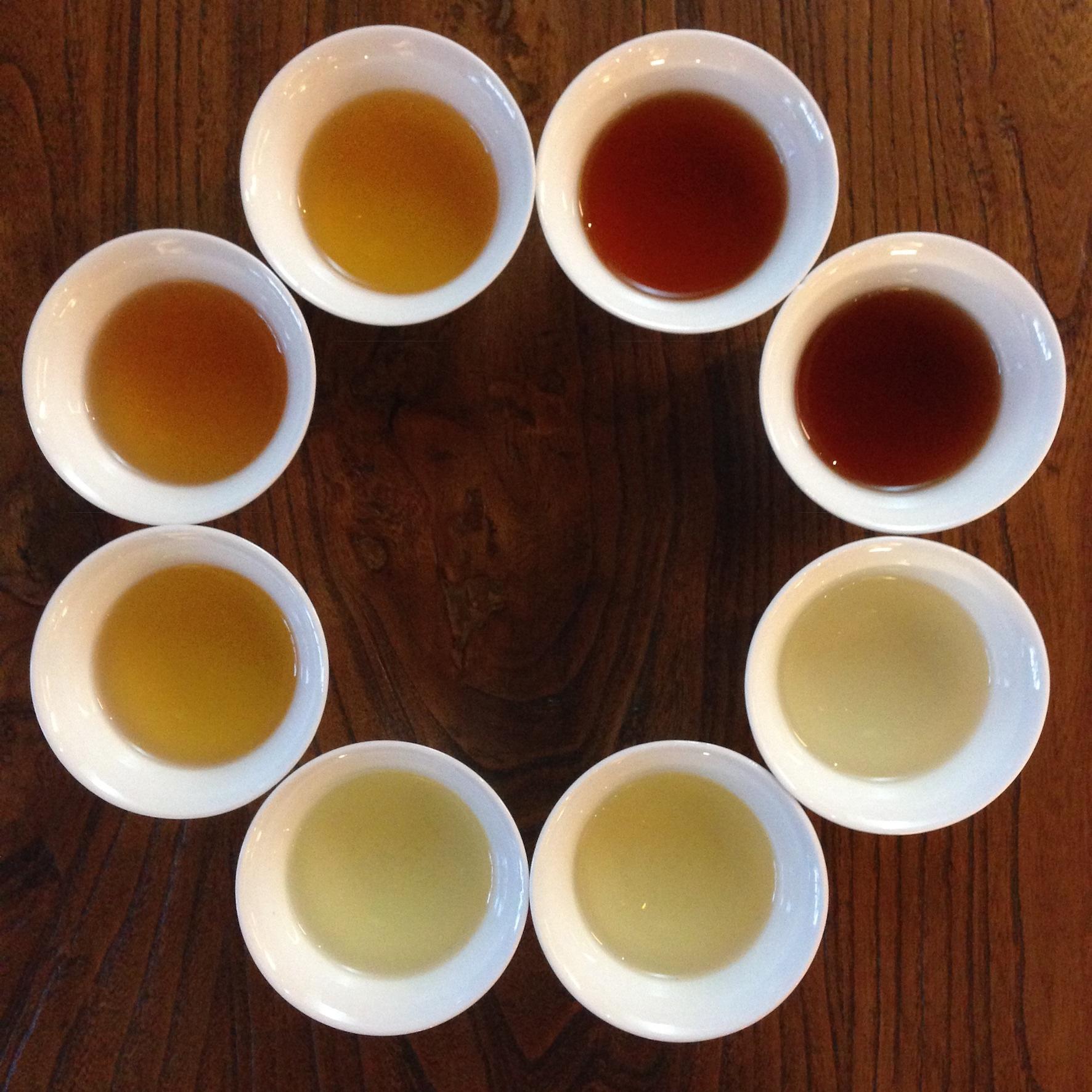有記名茶茶的調色盤