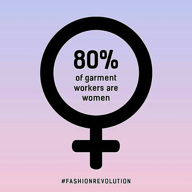 R/g @fash_rev_ausnz -  Today is International Women's Day. Help us thank the women #whomademyclothes.  Over 80% of garment workers are women stuck in low skill, low pay jobs. The majority are between 18 - 24 years of age. Education, training and unions are key to enabling women to negotiate better conditions. We believe the industry can, and should, work better for the people who make our clothes.  International Women's Day celebrates the social, economic, cultural and political achievement of women. Progress has slowed in many places across the world though, particularly in many garment producing nations, so global momentum is still needed to accelerate gender parity. This year's theme is #Beboldforchange. Join us in asking for bold action towards women's advancement and equality in the fashion industry.  Love your clothes and the people behind them! #Beboldforchange #IWD2017 #fashionrevolution - #regrann