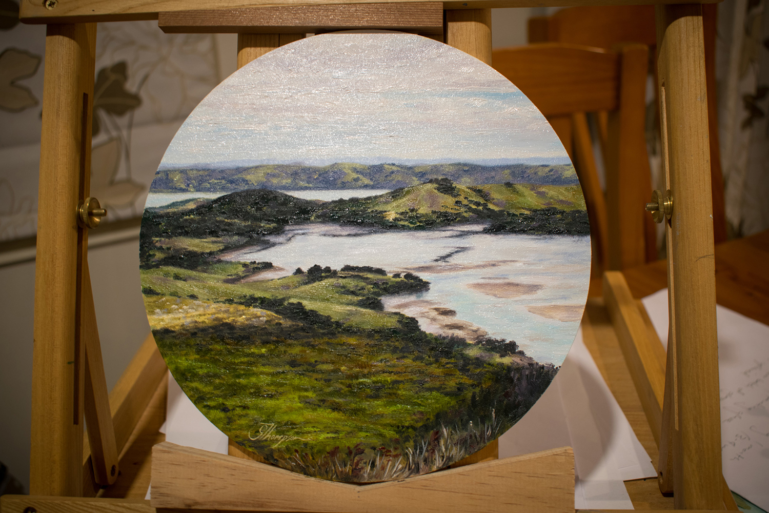 A Porthole to Hoopers Inlet - SOLD