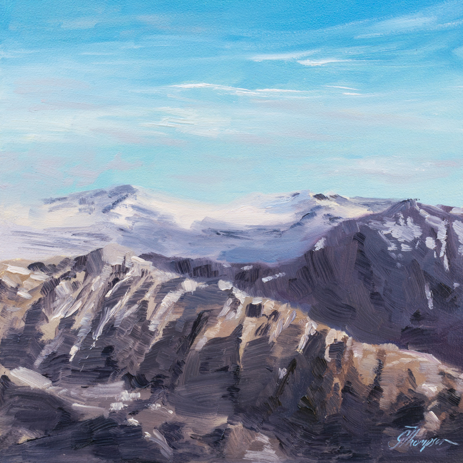 Southern Alps - SOLD