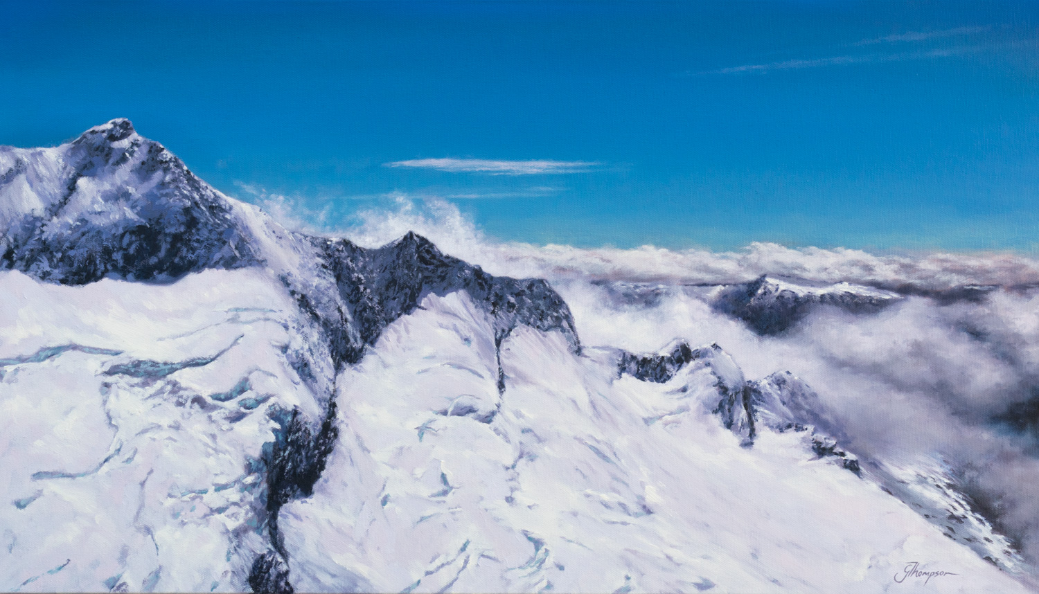 Mt Aspiring - Private Collection
