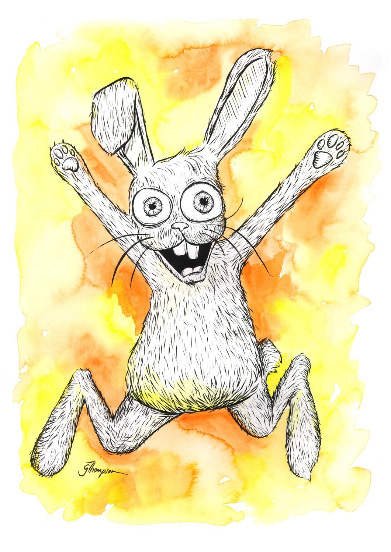 Rabbit Starjump - SOLD
