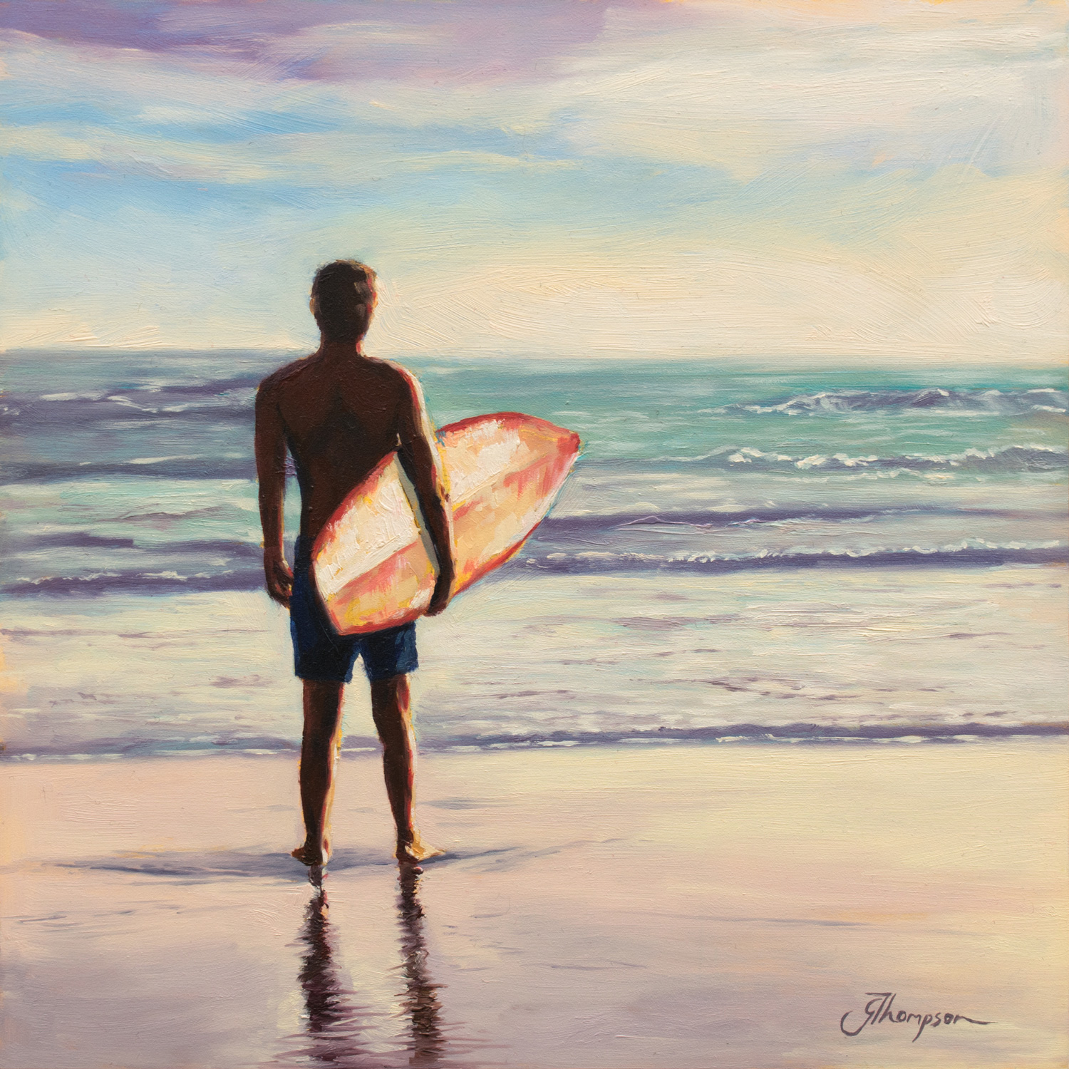 To Surf - SOLD