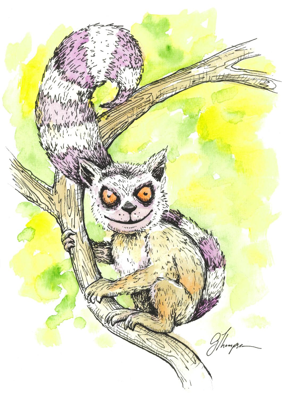 Evil Lemur