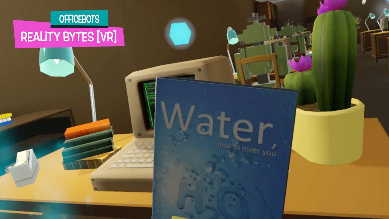 OfficeBotsVR_WaterBookQuest.png