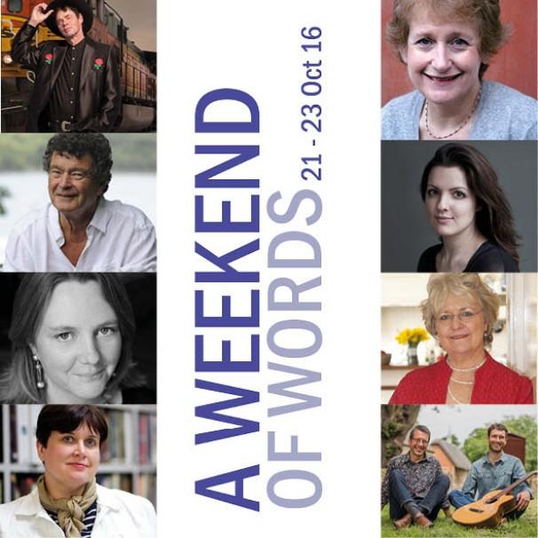 A Weekend of Words