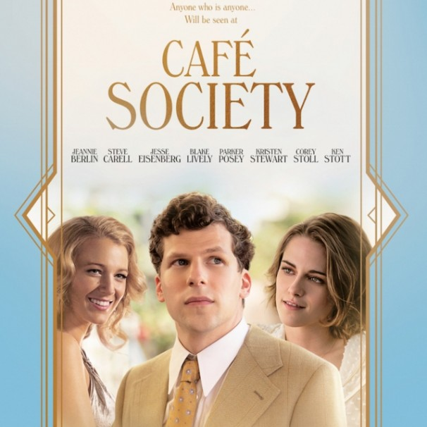 Cafe Society Live Streaming from National Theatre