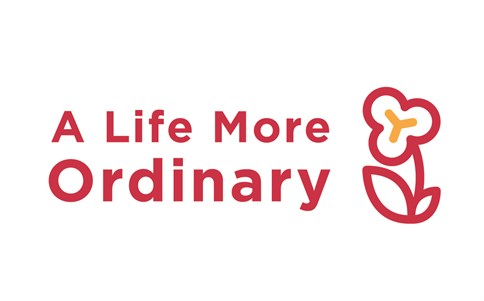 a life more ordinary logo
