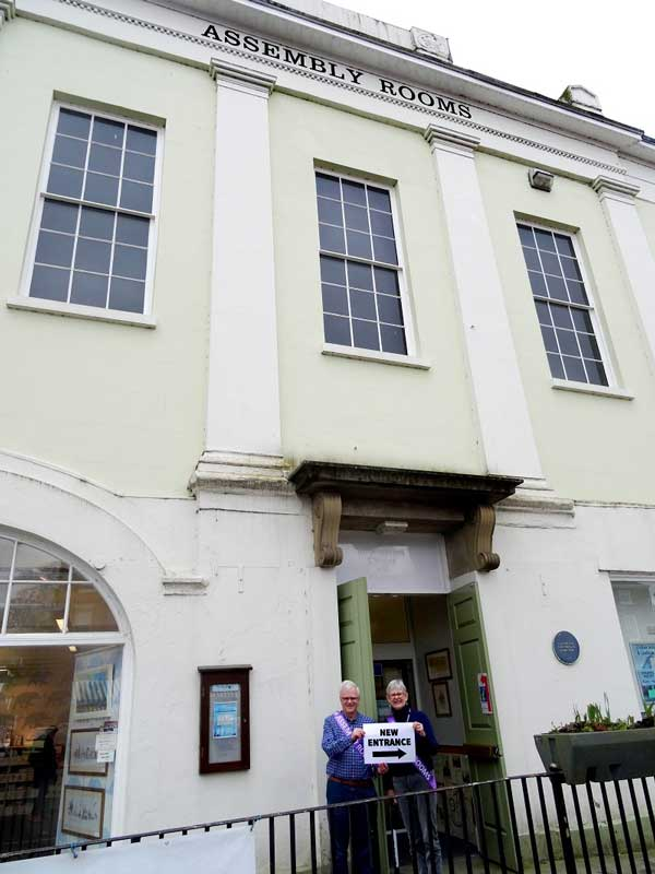 Ludlow Assembly Rooms new entrance.jpg