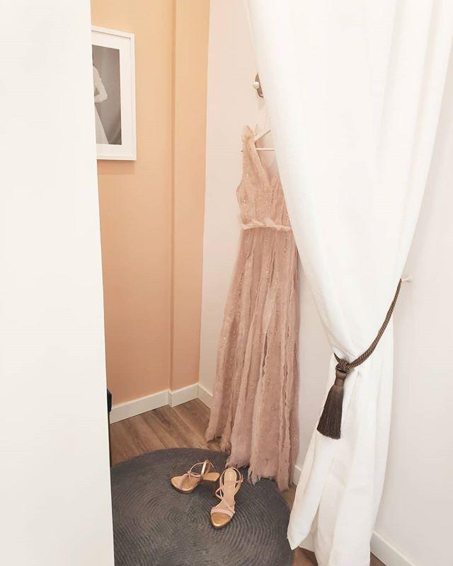 Tarde de pruebas en la Maison 🌠 #invitadaperfecta #invitadaideal
