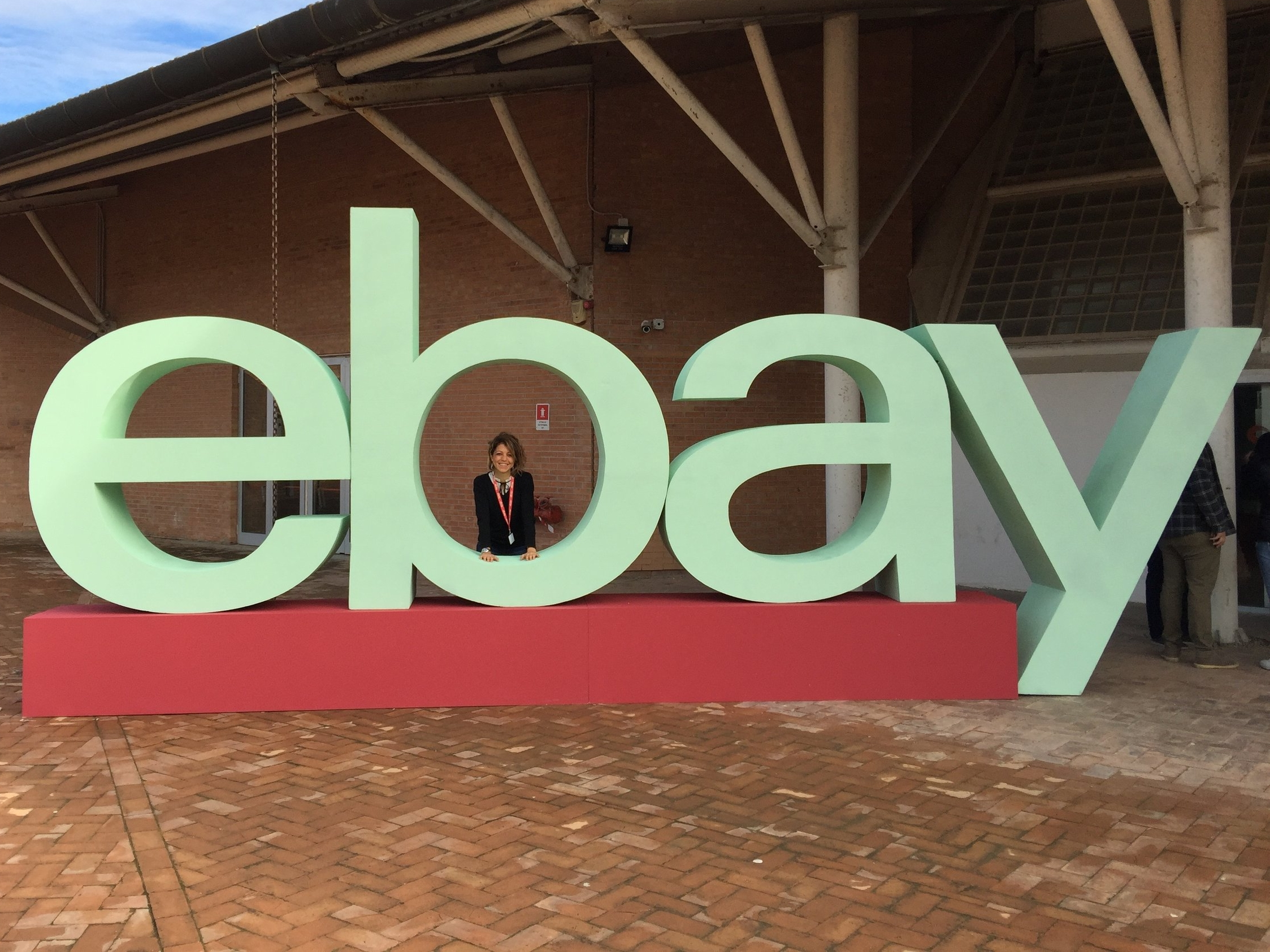 Eby @ eBay Connect 2016
