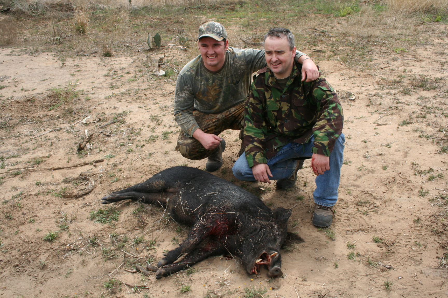 Hog hunt 3-9-08 085.jpg