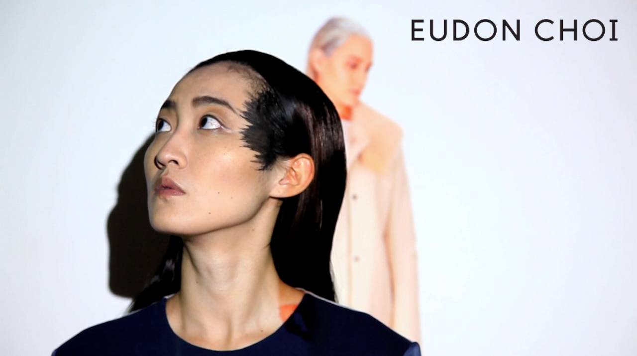 EUDON CHOI  aw fashion film