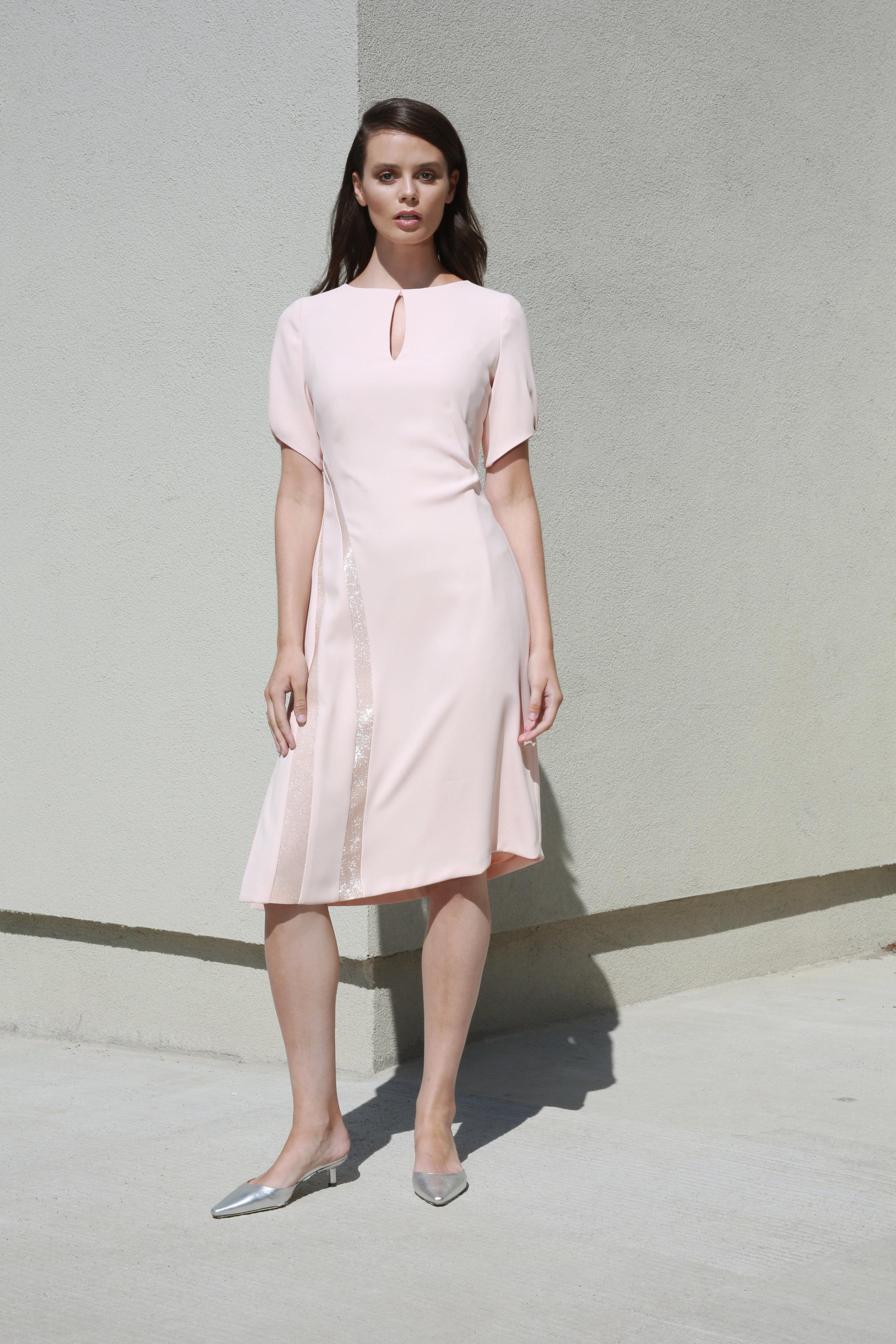 Noelle Dress in Nude €297.00